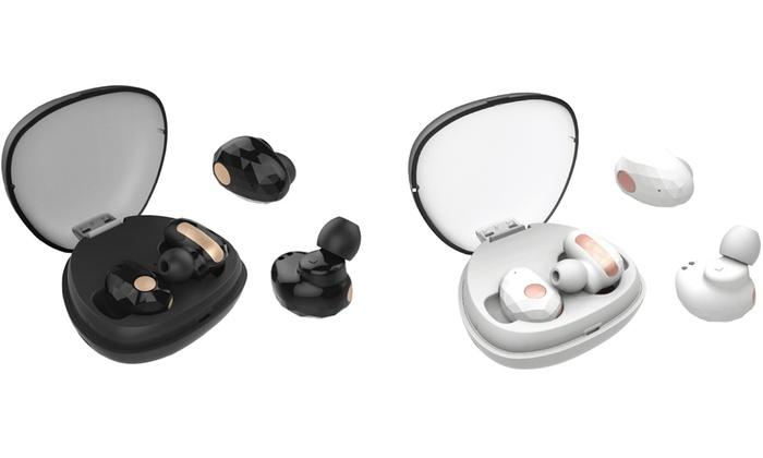 cbd3c4e98be Up To 56% Off on GabbaGoods TrueBuds Headset | Groupon Goods