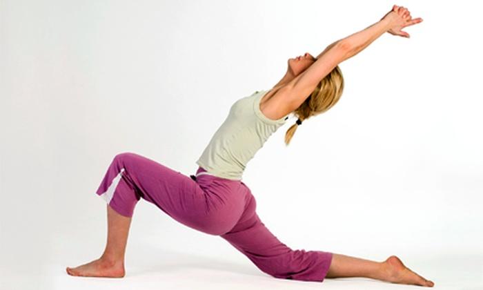 Blue Firmament  Holistic Center - Rockville Centre: 5, 10, or 20 Yoga Classes at Blue Firmament Holistic Center (Up to 79% Off)