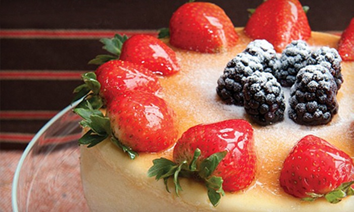 Fay Da Bakery - Multiple Locations: Online Party Cake Orders from Fay Da Bakery (Half Off). Two Options Available.