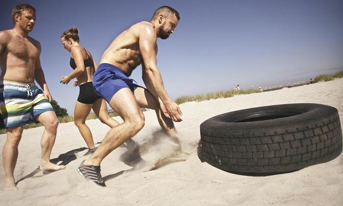 Hardkore Fitness - Shelton: Five Boot-Camp Classes at HardKore Fitness (45% Off)