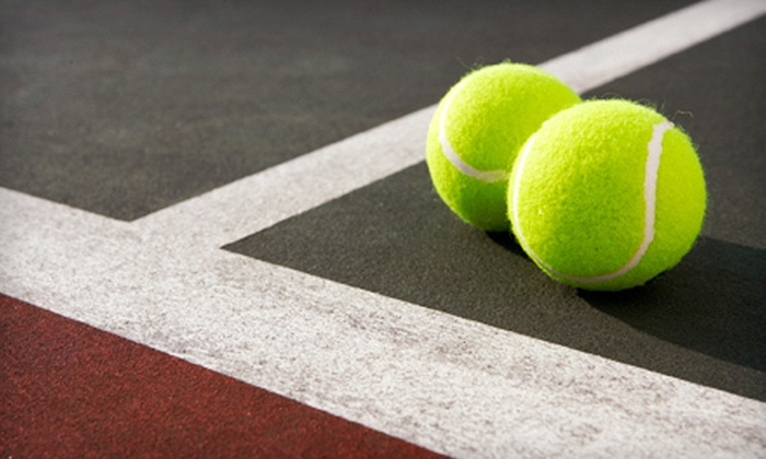 Skywater Atlanta Tennis - Multiple Locations: Five or Ten Two-Hour Group Tennis Lessons at Skywater Atlanta Tennis (Up to 66% Off)