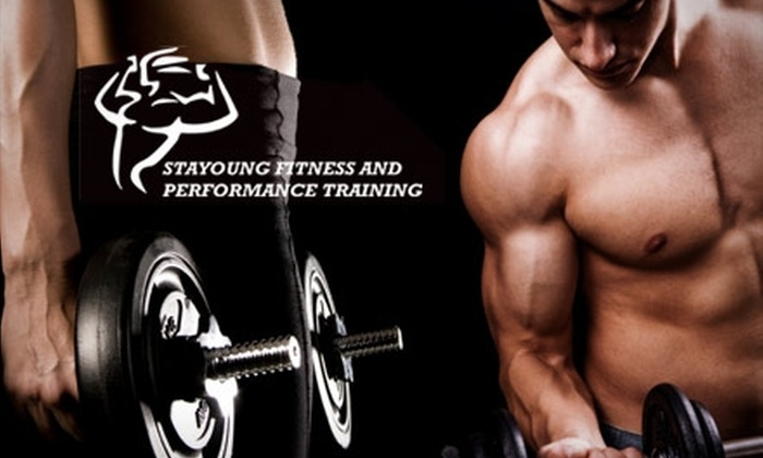 StaYoung Fitness - The Centre At Preston Ridge: $69 for One Month of Small-Group Training with an Introductory Fitness Assessment at StaYoung Fitness ($325 Value)