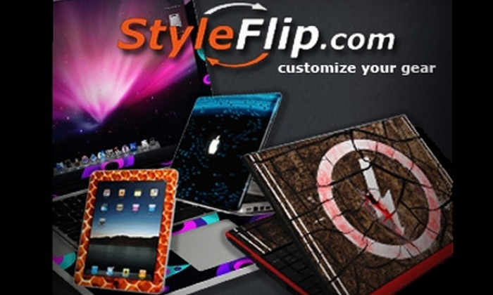 Style Flip: $12 for $25 Worth of Customizable Skins from Style Flip