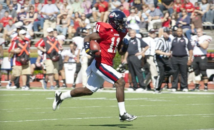 Samford Bulldogs vs. Chattanooga Mocs on Sat., Nov. 5 at 11AM: 2 Adult Tickets (Sections 107-110) - Samford Bulldogs in Birmingham