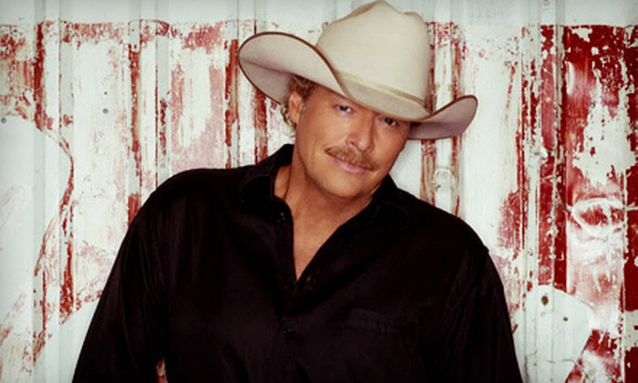 WIRK Country Christmas with Alan Jackson - Coral Sky Amphitheatre: WIRK Country Christmas Concert with Alan Jackson at Cruzan Amphitheatre on Saturday, December 1 (Up to $46 Value)