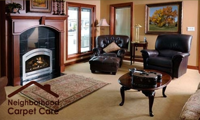 Neighborhood Carpet Care, Inc. - Maggie Run: $70 for Whole-House Carpet Cleaning from Neighborhood Carpet Care, Inc. ($150 Value)
