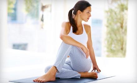 5-Class Punch Card (an $80 value) - Yoga Desha in Montclair