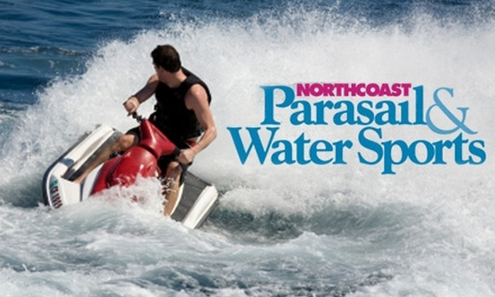 North Coast Parasail - Sandusky: $65 for a One-Hour Waverunner Rental from North Coast Parasail ($140 Value)