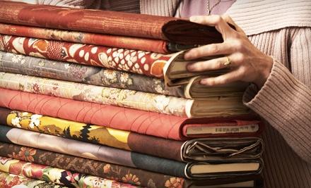 $50 Groupon to B. Wilk Fabrics - B. Wilk Fabrics in Philadelphia