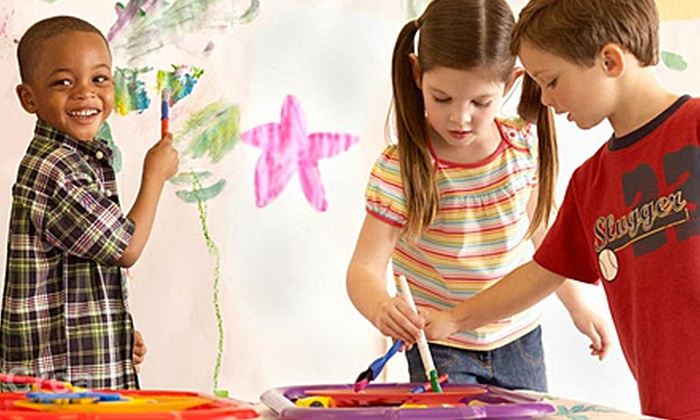 Gymboree Play & Music Center - Multiple Locations: $39 for a One-Month Membership to Gymboree Play & Music Center ($114.95 Value)