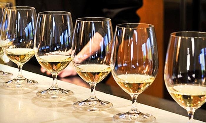 Vino Prima - Santa Cruz: Two or Four Wine Flights at Vino Prima (Up to 58% Off)