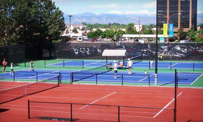 JCC Tennis Center - Washington Virginia Vale: Five-Month Membership Package for One or Two at JCC Tennis Center (Up to 57% Off)