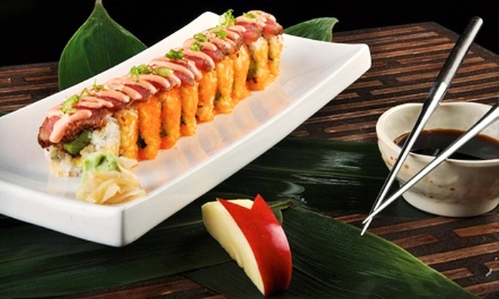 In the Raw Sushi - University: $12 for $25 Worth of Sushi at In the Raw Sushi