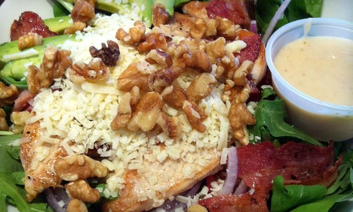 Brunchworks Cafe - St.Clair - Oakwood: Breakfast, Brunch, Lunch, or Dinner for Two, Four, or Six at Brunchworks Cafe (Up to 58% Off)