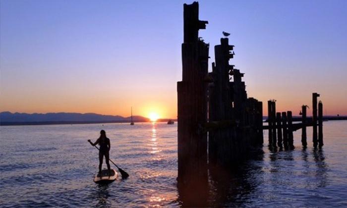 Surf Ballard - Ballard: One or Two Two-Hour Standup-Paddleboard Rentals at Surf Ballard (Up to 51% Off)