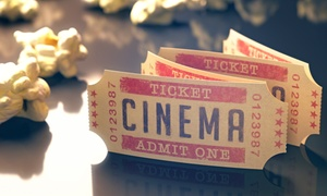 Raleighwood Cinema Grill: $5.50 for a Movie Admission for Two at Raleighwood Cinema Grill (Up to a $11 Value)