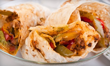 $20 Groupon - Fiesta Sombreros Grill & Cantina in Houston