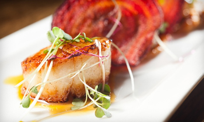 The Pine Social - New Canaan: $19 for $40 Worth of Upscale Comfort Cuisine at The Pine Social in New Canaan