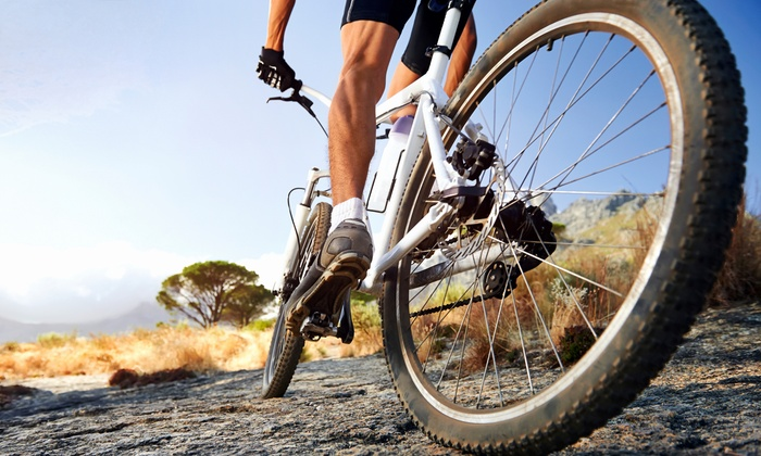 Revolution Mountain Sports - Sandy: $100 Towards Any 2014 Bikes or $20 Worth of Bike Accessories at Revolution Mountain Sports (Up to 51% Off)
