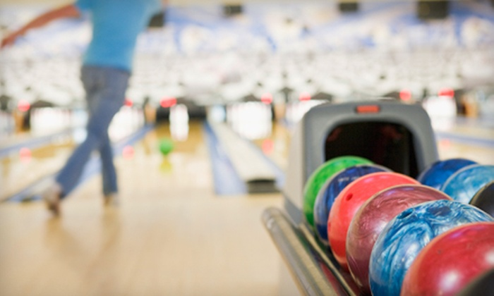 Star Zone Bowling - Norcross: Two-Hour Bowling Outing for 6 or 12 People at Star Zone Bowling in Duluth (Up to 73% Off)