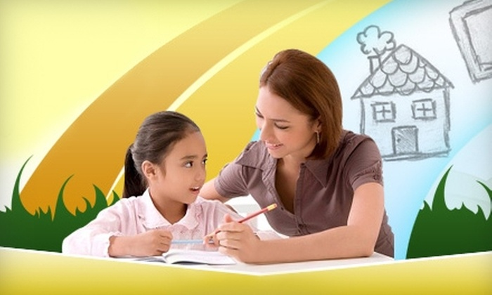 Preschool Plus - Mauldin: $300 for One Month at Preschool Plus ($600 Value)
