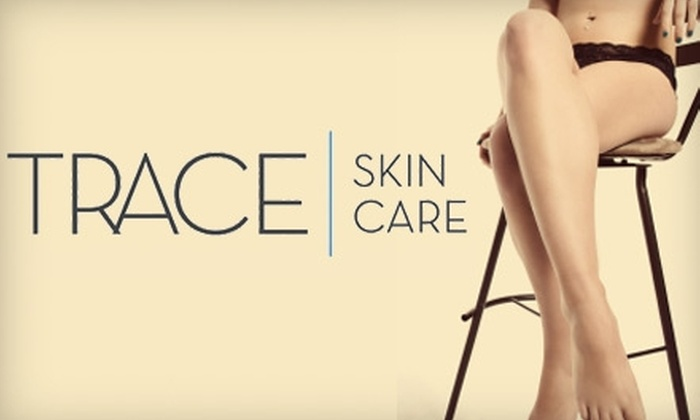 Trace Skin Care - Green Hills: $99 for Three Laser Hair-Removal Treatments at Trace Skin Care (Up to $750 Value)