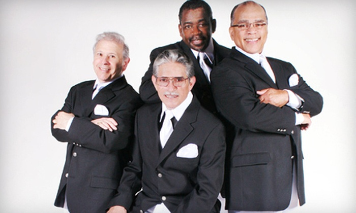 Doo Wop Legends Tour - Northville: $12 for One Ticket to See Doo Wop Legends Tour at Marquis Theatre in Northville on April 20 at 8 p.m. ($25 Value)