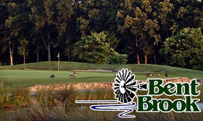 Bent Brook Golf Course - Greenwood: $35 for a One-Hour Golf Lesson with Paul Gamble at Bent Brook Golf Course