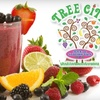 $4 for Smoothies and More at Tree City