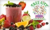 Tree City Juice and Smoothie - Multiple Locations: $4 for $8 Worth of Fresh Juice, Smoothies, and Sandwiches at Tree City Juice and Smoothie Cafe