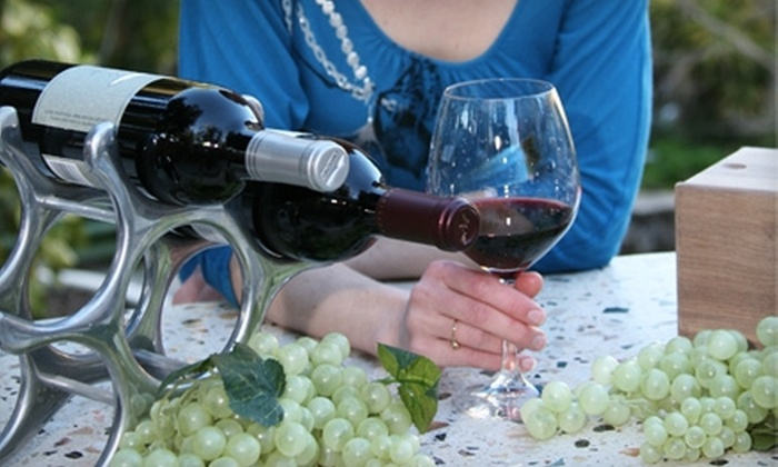 The Wine Smarties - Multiple Locations: $20 for Wine-Tasting Class from The Wine Smarties (Up to $40 Value)