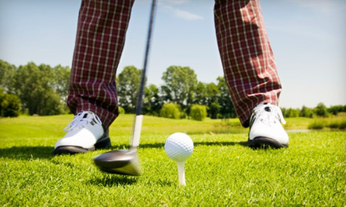 Cottonwood Golf Center - Moreno Valley: $17 for a Golf Outing for Two at Cottonwood Golf Center in Moreno Valley (Up to $40 Value)