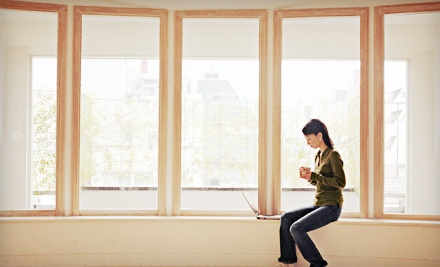 Interior and Exterior Cleaning of 10 Windowpanes (a $40 value) - Squeegee Pros in