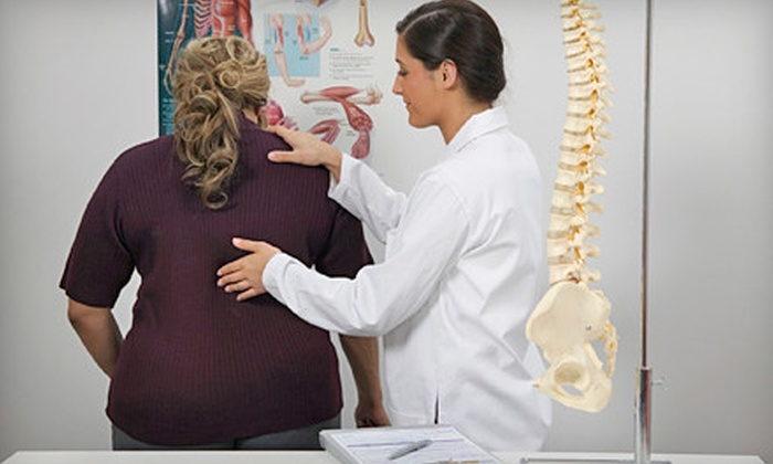 Essential Health Center - Jefferson: $45 for Four Chiropractic Treatments at Essential Health Center in Falls Church (Up to $730 Value)
