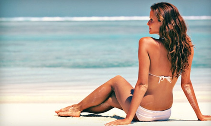 Starlight Tanning Salon - Northeast,Westgate: Tanning Services at Starlight Tanning Salon in Santa Monica (Up to 72% Off). Four Options Available.