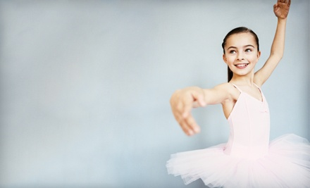 4 Weeks of Dance Classes (a $50 value) - Michigan Academy of Dance and Music in Dexter