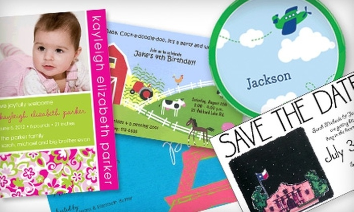 Party Cat - Austin: $25 for $50 Worth of Invitations, Gifts, Monogramming, and More at Party Cat