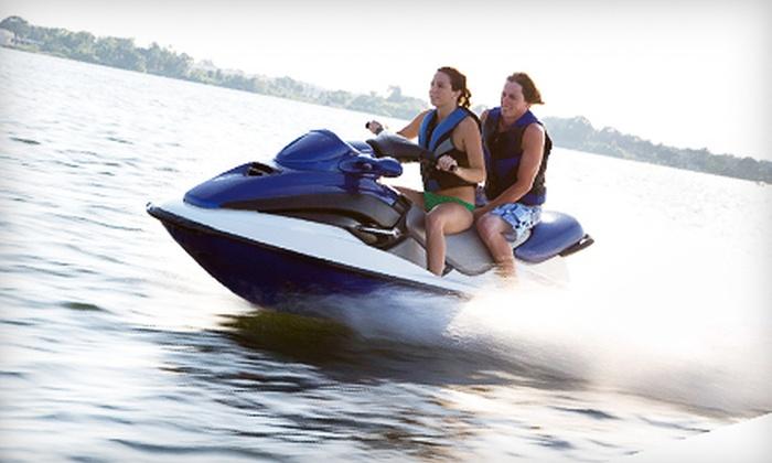 Paradise Rental Boats - Bloomington: Boat Rentals at Paradise Rental Boats. Three Options Available.
