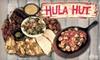 $10 Toward Hawaiian Fusion at Hula Hut