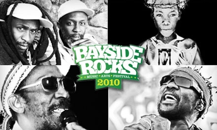 Bayside Rocks Festival - Downtown Miami: $27 for a VIP Ticket ($55 Value) or $17 for a General Admission Ticket ($35 Value) to Bayside Rocks Festival on November 20 at 3 p.m.