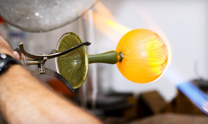 Monadnock Glass Arts - Somerville: $99 for a Three-Hour Glass-Blowing Class for Two at Monadnock Glass Arts in Somerville ($200 Value)