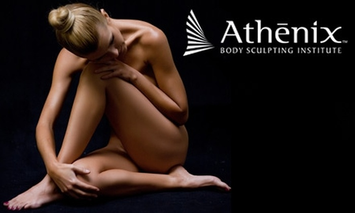 Athenix Body Sculpting Institute - Multiple Locations: $99 for Three Non-Invasive Body Contouring and Cellulite Treatments at Athenix Body Sculpting Institute