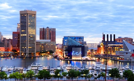1- or 2-Night Stay for Two with Optional Gift Shop Credit at Scarborough Fair Bed & Breakfast in Baltimore