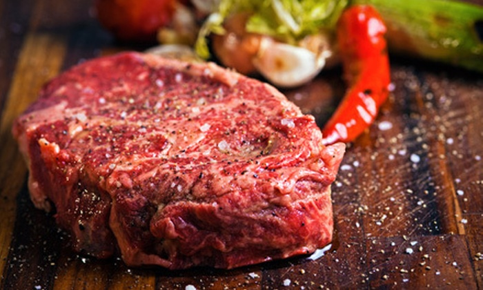 Marvin's Garden of Gourmet Foods: $20 Worth of Meat and Seafood Delivery