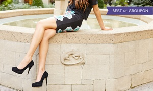 Chicago Institute of Plastic Surgery: One, Two, or Three Spider-Vein Treatments for One Area on Both Legs at Chicago Institute of Plastic Surgery (Up to 73% Off)