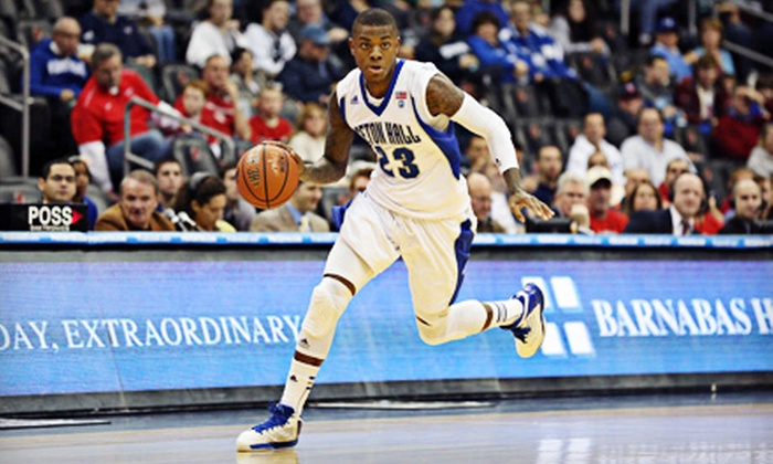 Seton Hall Pirates Men's Basketball - Prudential Center: $12 for Seton Hall Pirates Men's Basketball Game at Prudential Center on January 23 or February 19 (Up to $28 Value)