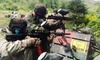 Whistler Paintball: Three-Hour Paintball Package with Marker, Gear, and 100 Paintballs for 2, 4, or 10 at Whistler Paintball (Up to 65% Off)