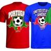Encore Select Soccer T-shirts
