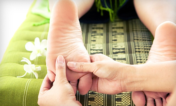 Washington Institute of Natural Medicine - AU Park - Friendship Heights - Tenley: One or Two Acupressure and Reflexology Treatments at Washington Institute of Natural Medicine (Up to 61% Off)