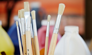 Art School # 99: Painting Lessons or Workshops at Art School # 99 (Up to 51% Off). Three Options Available.